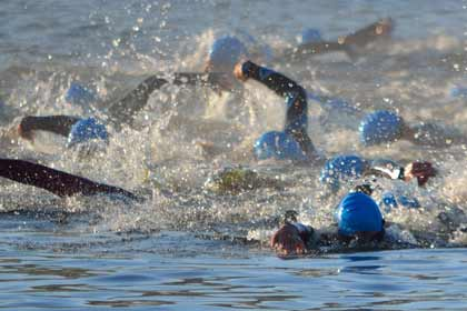 Triathlon in Bardolino