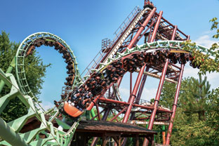 Gardaland - Magic Mountain