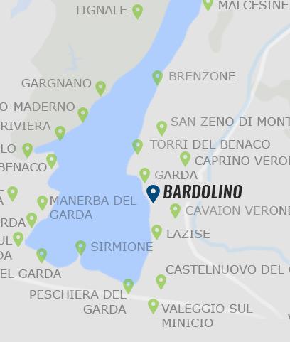 gardasee bilder karte Bardolino • Informationen zu Bardolino am Gardasee »