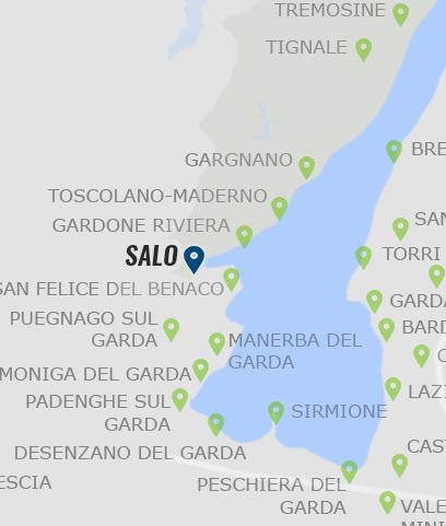 Salo Informationen Zu Salo Am Gardasee
