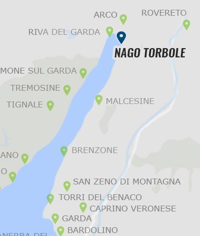 Nago Torbole Informationen Zu Nago Torbole Am Gardasee