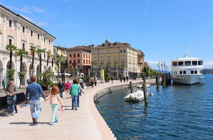 karte salo gardasee Salò • Informationen zu Salò am Gardasee »