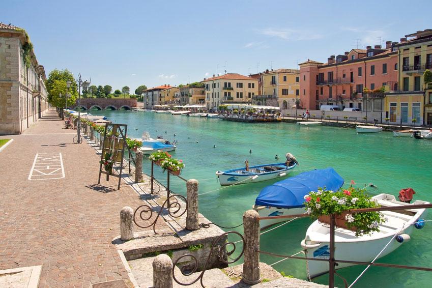 Hotels In Peschiera Del Garda Italien